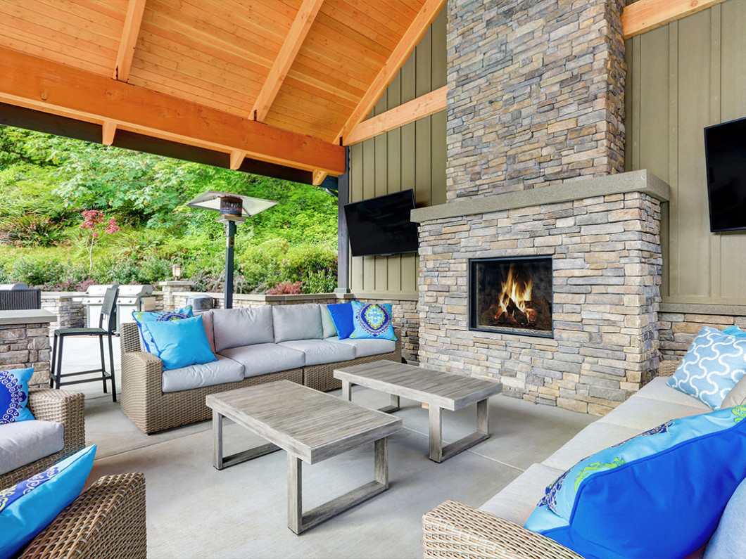Need a stone grill or outdoor kitchen countertops?